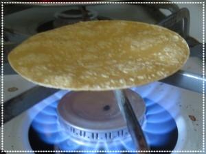 grilling-tortillas