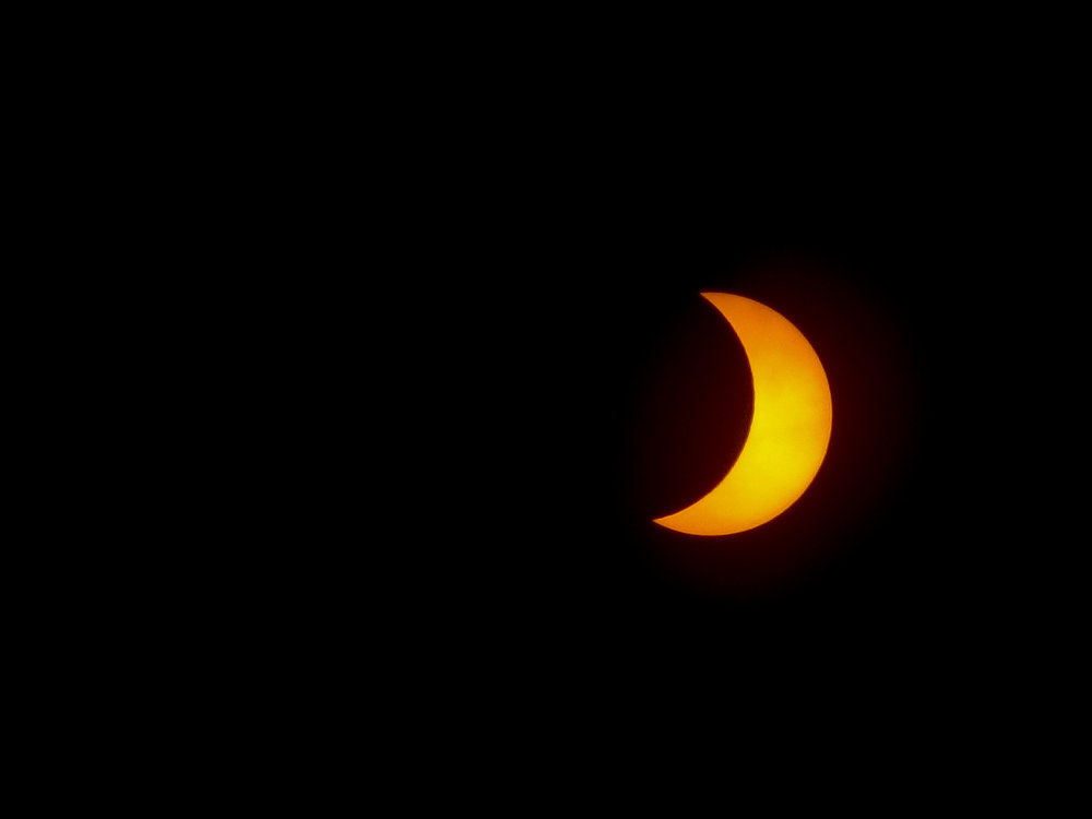 Today we had a unique solar eclipse throughout US. I wasn't lucky to be close to an area of %100 eclipse, but this was nothing short of amazing either.  follow me on Instagram: @payaphotos https://www.instagram.com/payaphotos/
