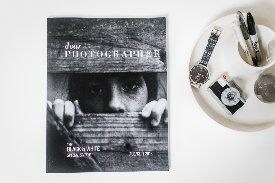 Dear Photographer Magazine Black + White issue