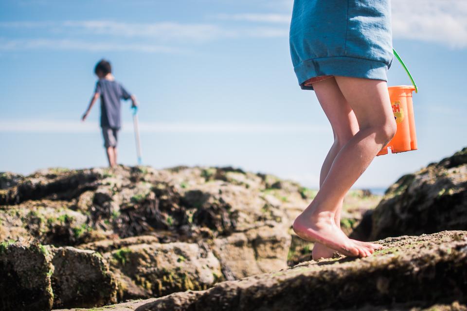 Beach explorers
