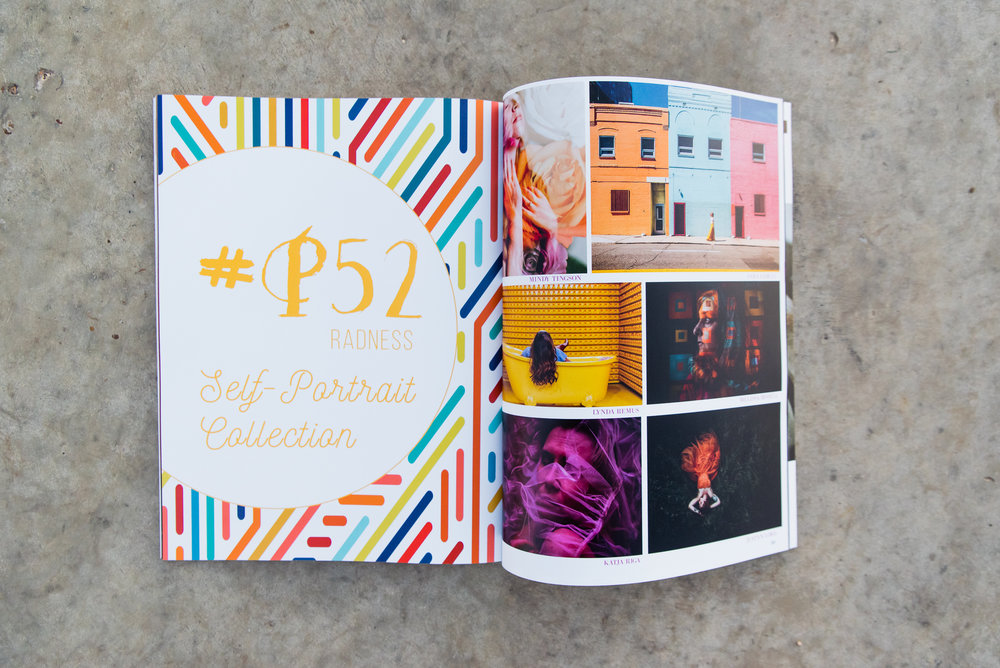 P52 radness section in the Colour magazine of Dear Photographer