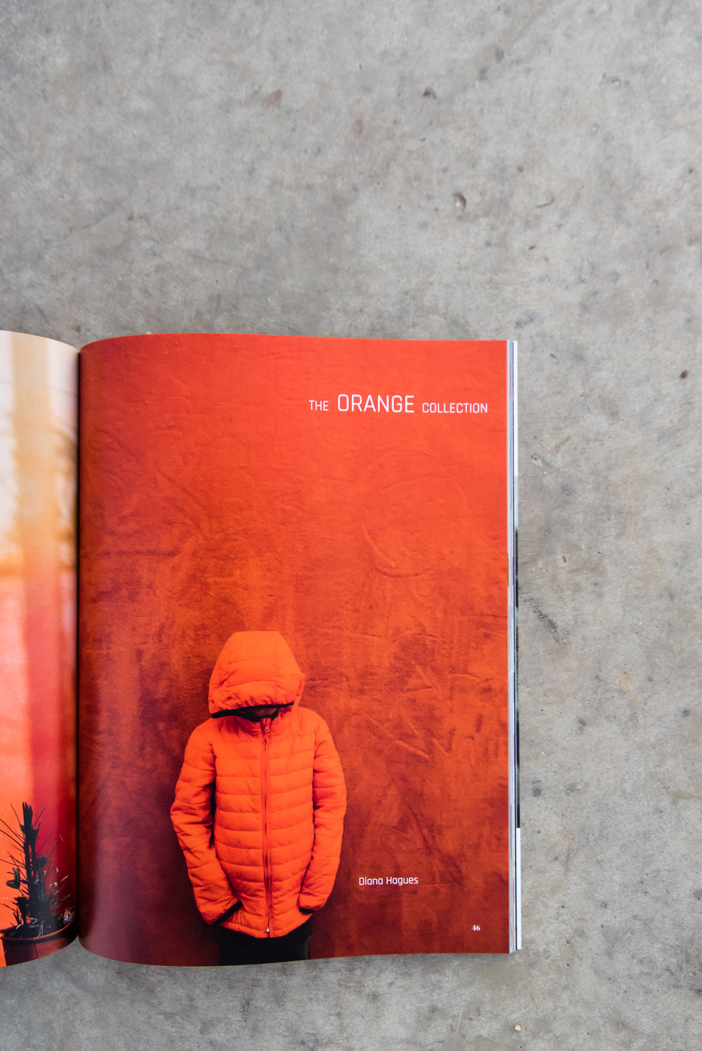Boy in the orange jacket by Diana Hagues Photography in Dear Pho