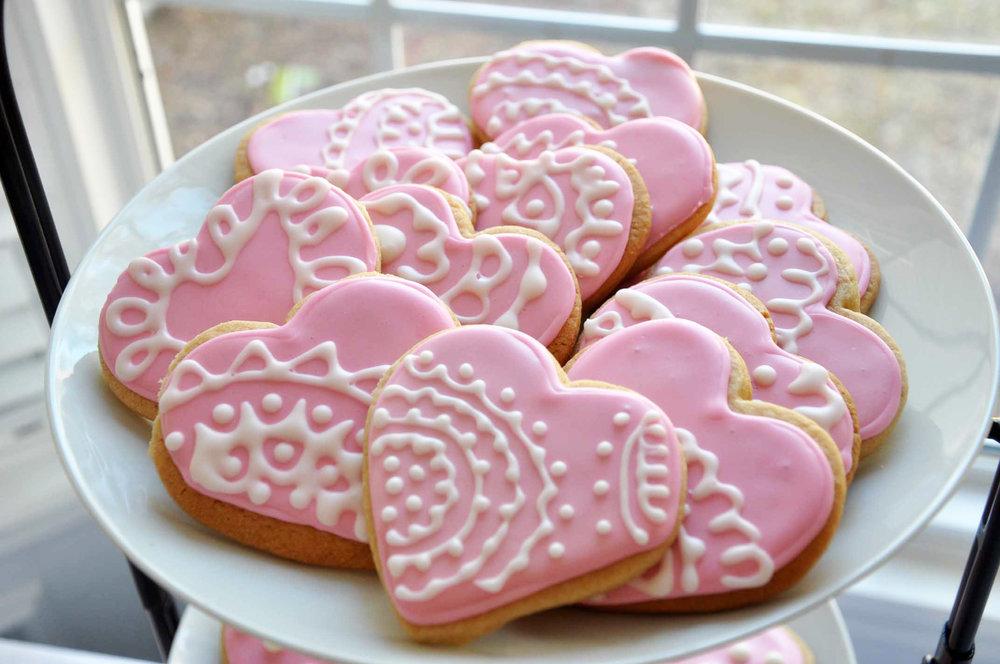 Haymount Homes Valentine's Day Sugar Cookies .JPG