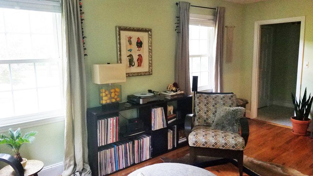 Haymount Homes Westmont Living Room 4