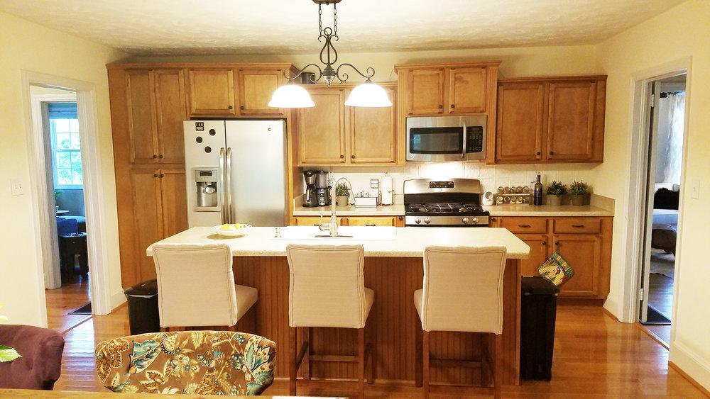 Haymount Homes Westmont Kitchen 1 a