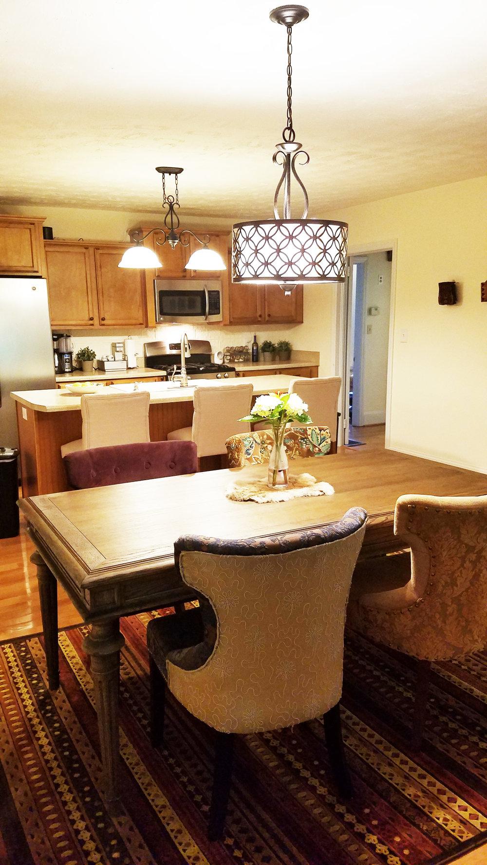 Haymount Homes Westmont Kitchen 1 b