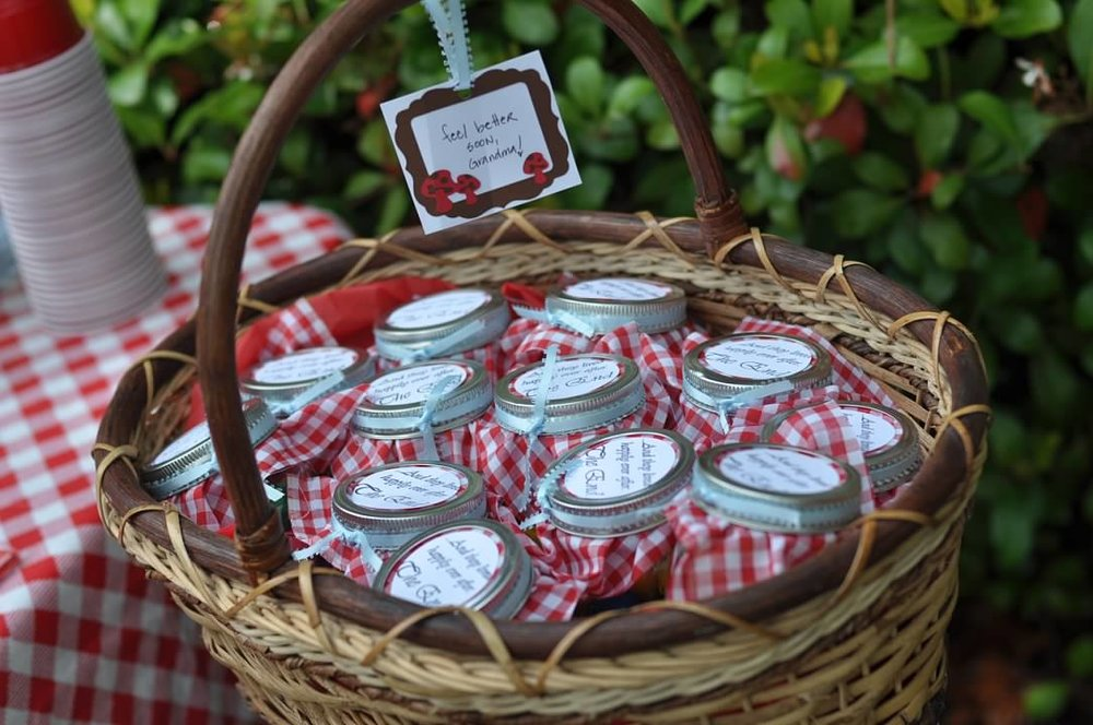 Haymount Homes Little Red Riding Hood Party Pary Favor candy 4.jpg