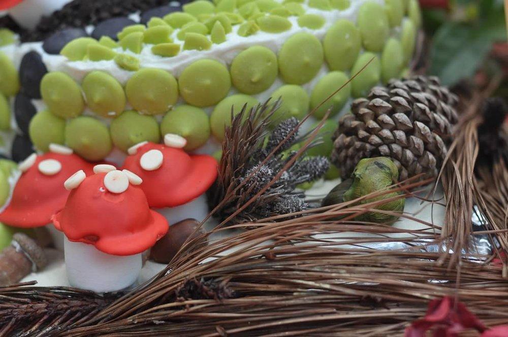 Haymount Homes Little Red Riding Hood Party Cake Mushroom 3.jpg