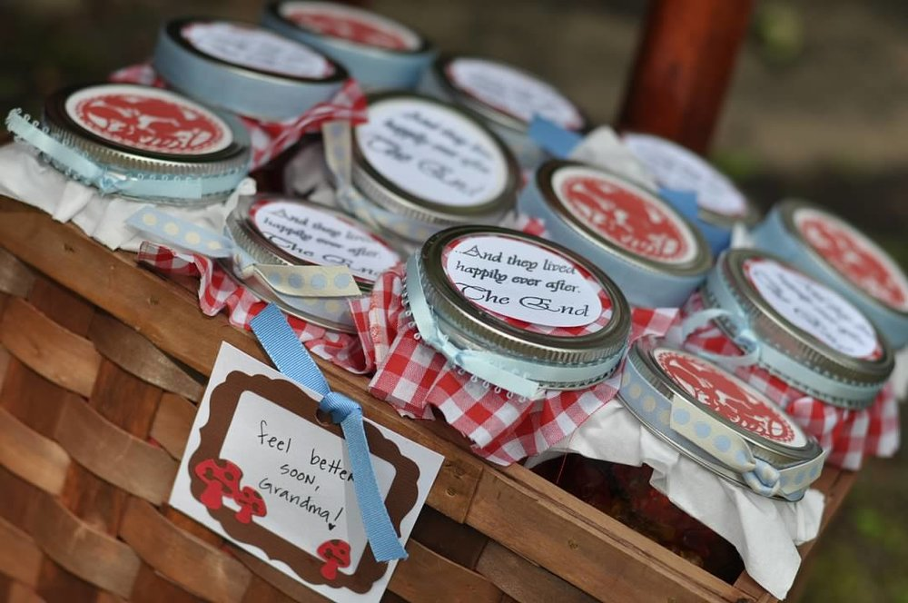 Haymount Homes Little Red Riding Hood Party Pary Favor candy.jpg