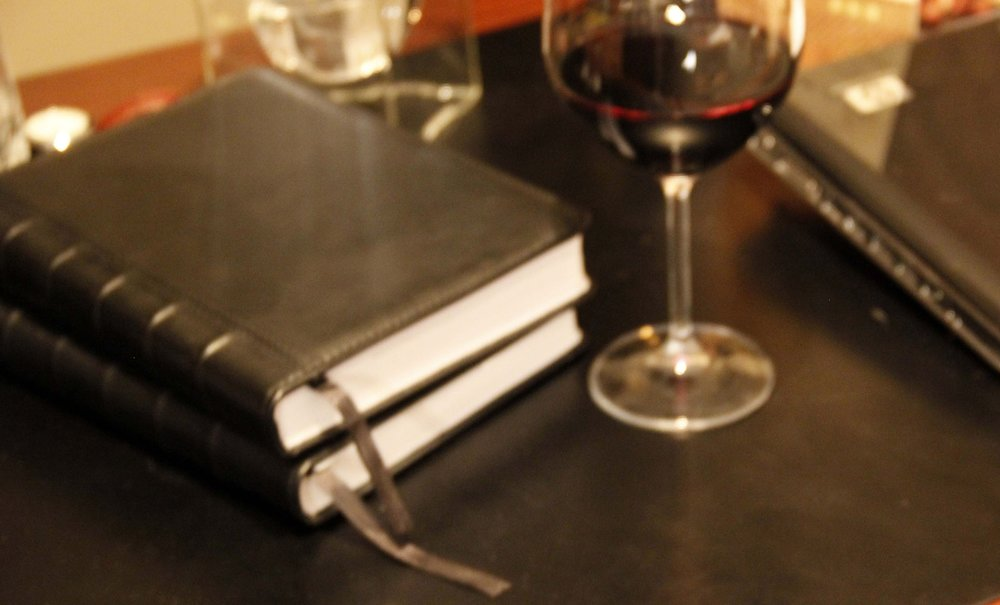 WINE PAIRING NOTES - get wine and food pairing tips...