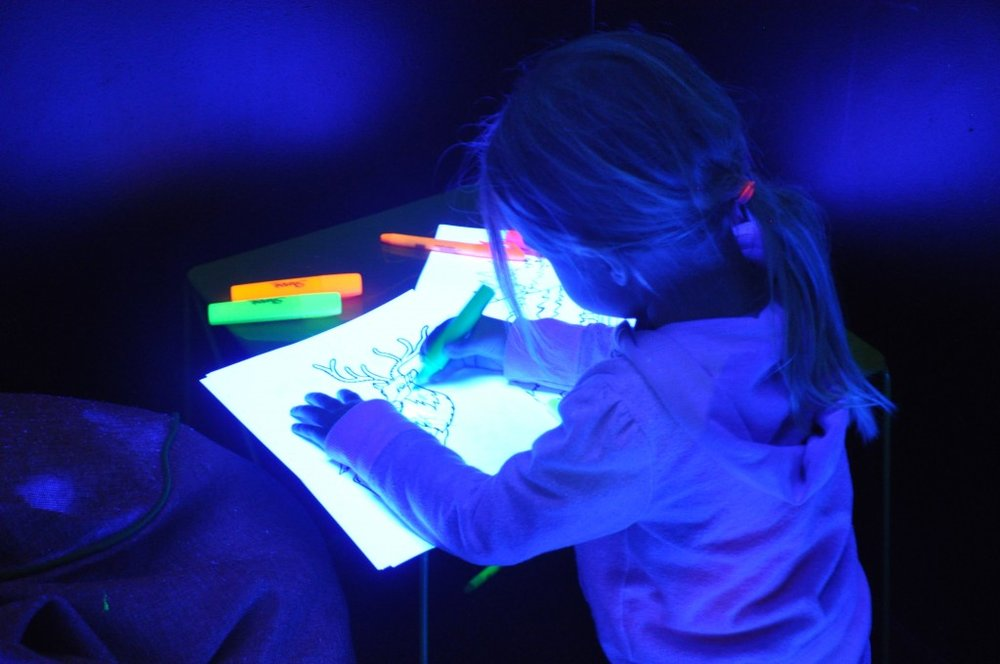 Southern Centre Multi-Sensory Room