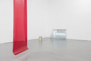 Listening at the See-through Door  Two-person exhibition with Leah Moskowitz at  Deli Gallery