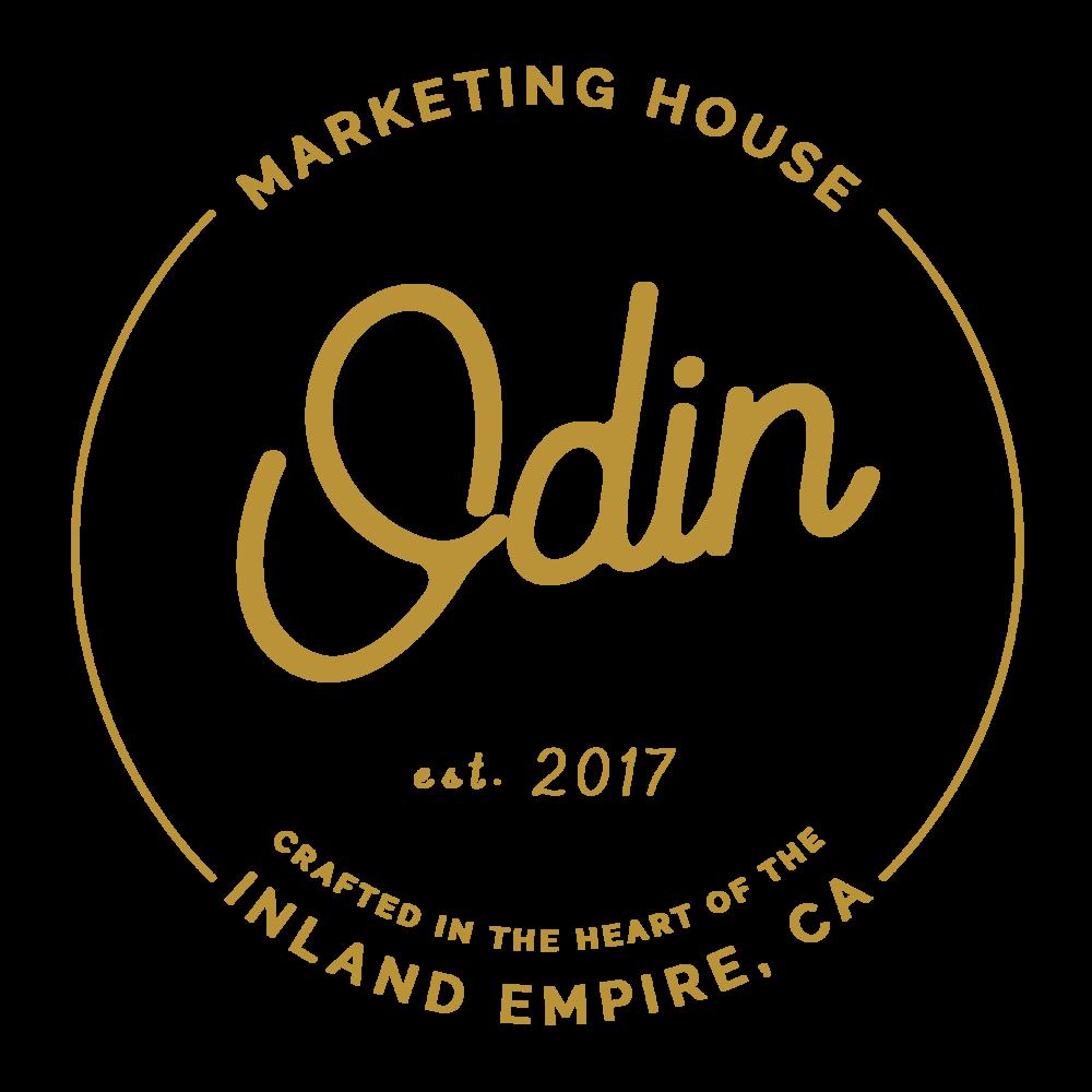 Odin Marketing House Badge