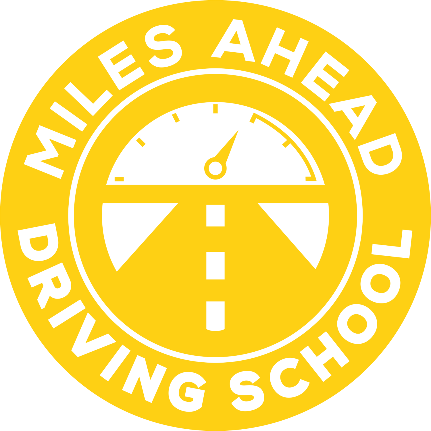 Miles Ahead Driving School
