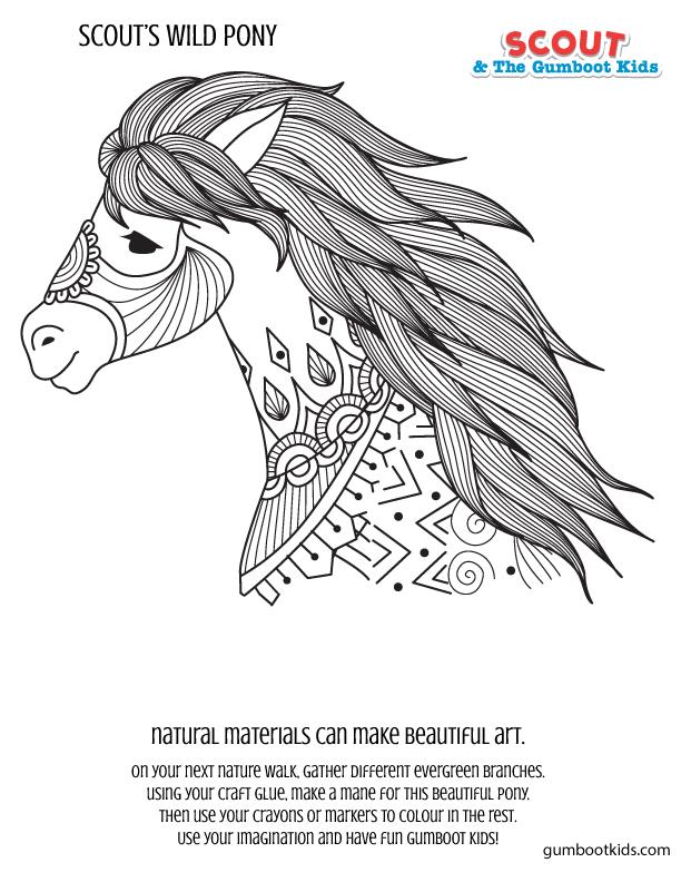Pony-Nature-Art-printable.jpg