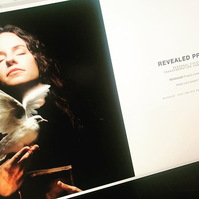 The new REVEALED website is almost completed. And I cannot wait to share!!! #revealedproject #spiritualawakening #spirituality #indermaurmedia #spiritualinsight #fineartphotography #heartfeltgratitude #vulnerability #vulnerableself