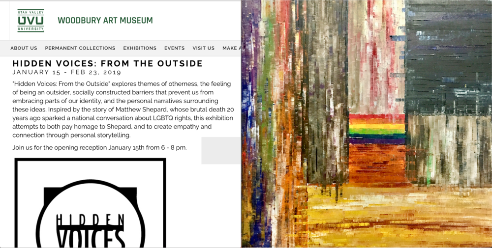 Come and check out this unique and important exhibit!