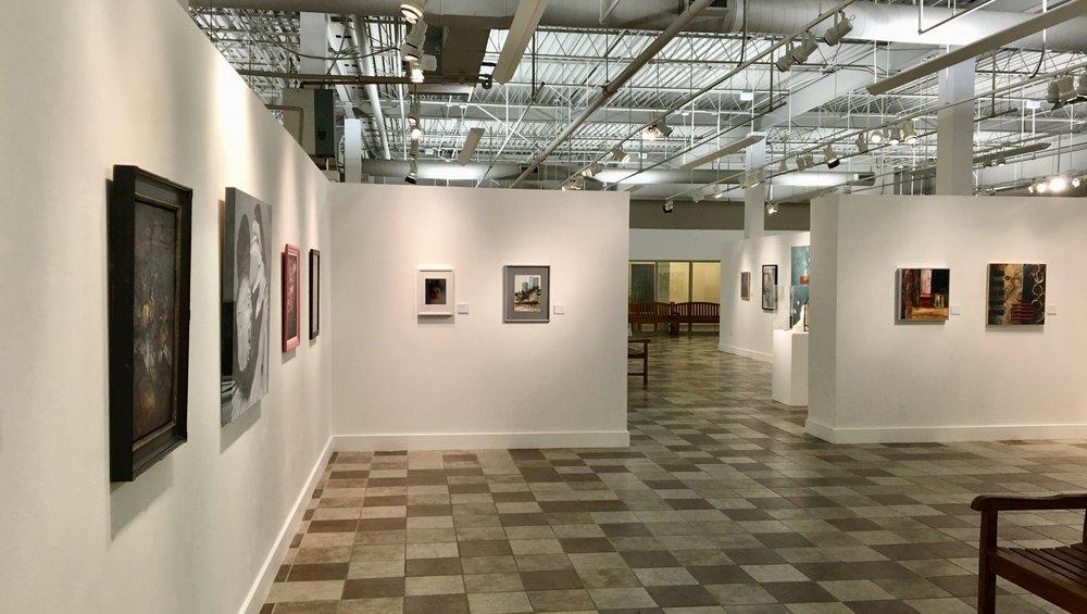 Woodbury Art Museum, UVU.  Hidden Voices Exhibit