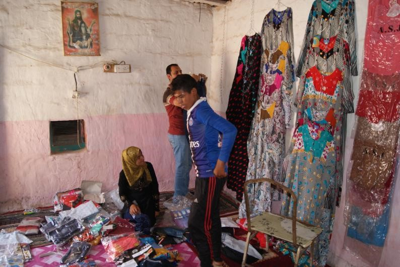 Orphaned girl (13) escapes early marriage by getting help to set up a clothing shop.jpg