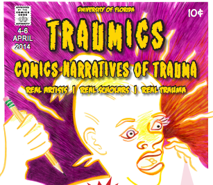 Traumics, UF Comics Conference