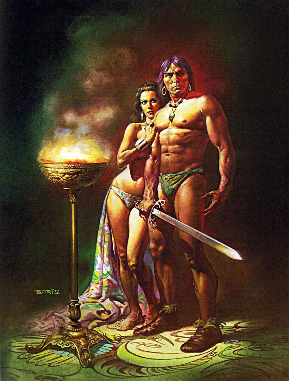 Homoerotic fantasy art sorry, does