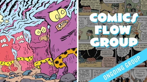 Learn more in the Comics Flow Intensive Working Group
