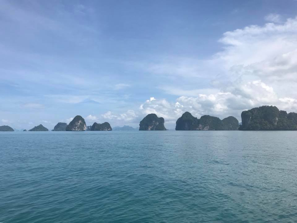 Photos never really do justice for true beauty. (Krabi, Thailand)