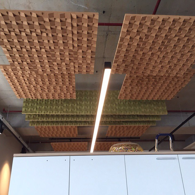 Organic Blocks - Chock Natural + Olive - Ceiling Sound baffle.jpg
