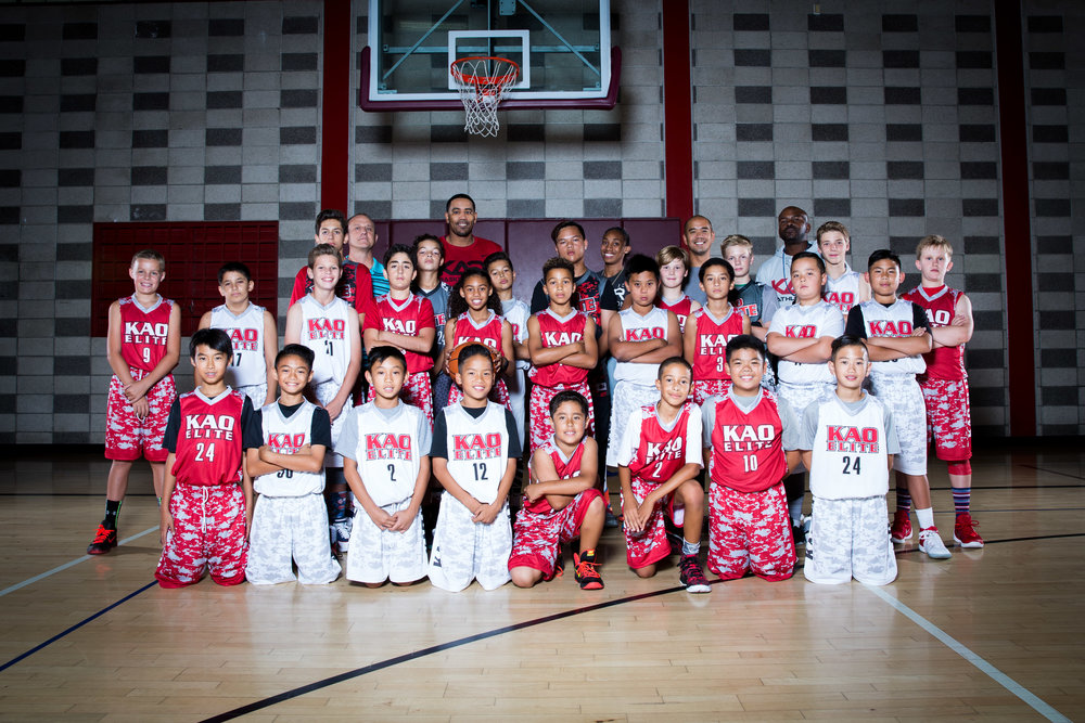 KAO Elite - KAO Club BasketballKAO Athletics also has several boys youth club basketball teams starting with the 2nd grade. This year-round program provides opportunities for kids of all skill levels and abilities to play basketball and improve their athletics skills. But we do much more than teach kids about basketball.