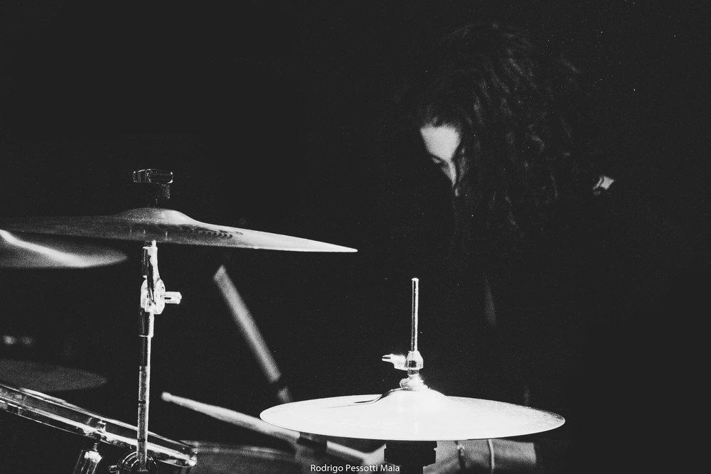 Show no Stone Pub, Vitória (ES). 14 de Julho de 2017.  Fotografia de Rodrigo Pessotti Maia.