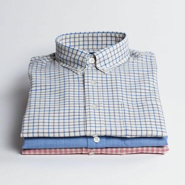 Wool & Prince's 100% wool shirts