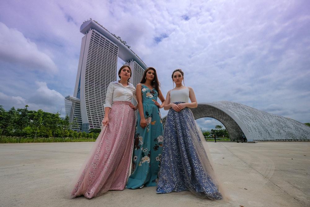 Singapore Photoshoot -