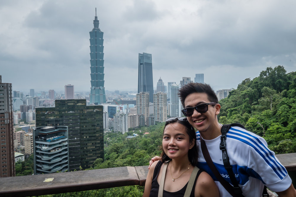 Taiwan Escapade -