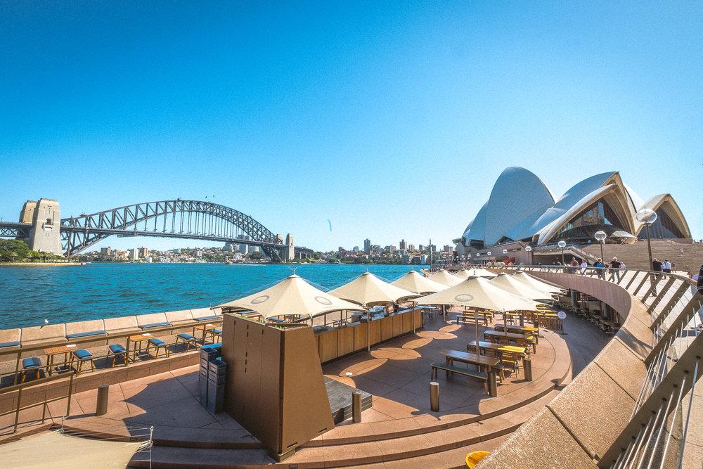 Australia - April & November 2017