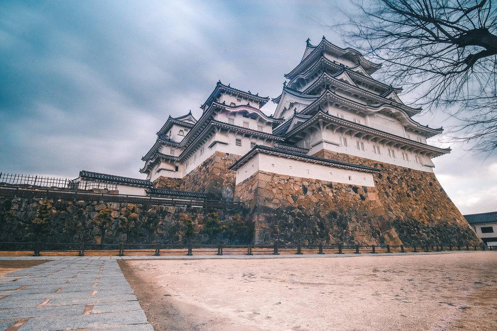 Osaka, Kyoto, Nara & Himeji - Japan V 2018