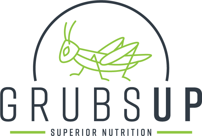 - Grubs Up insect farm was established in 2016 after 2 years of dreaming big, and researching the potential of insect production for animal feed and human food in Australia. Our founder, Paula is passionate about agriculture and primary industries, and understood that the pressure for change are paramount. That's when she asked the question – Why can't insects replace traditional sources of protein? The answer – Yes, there is huge potential for producing insects as a protein source. Find out more about GrubsUp here.