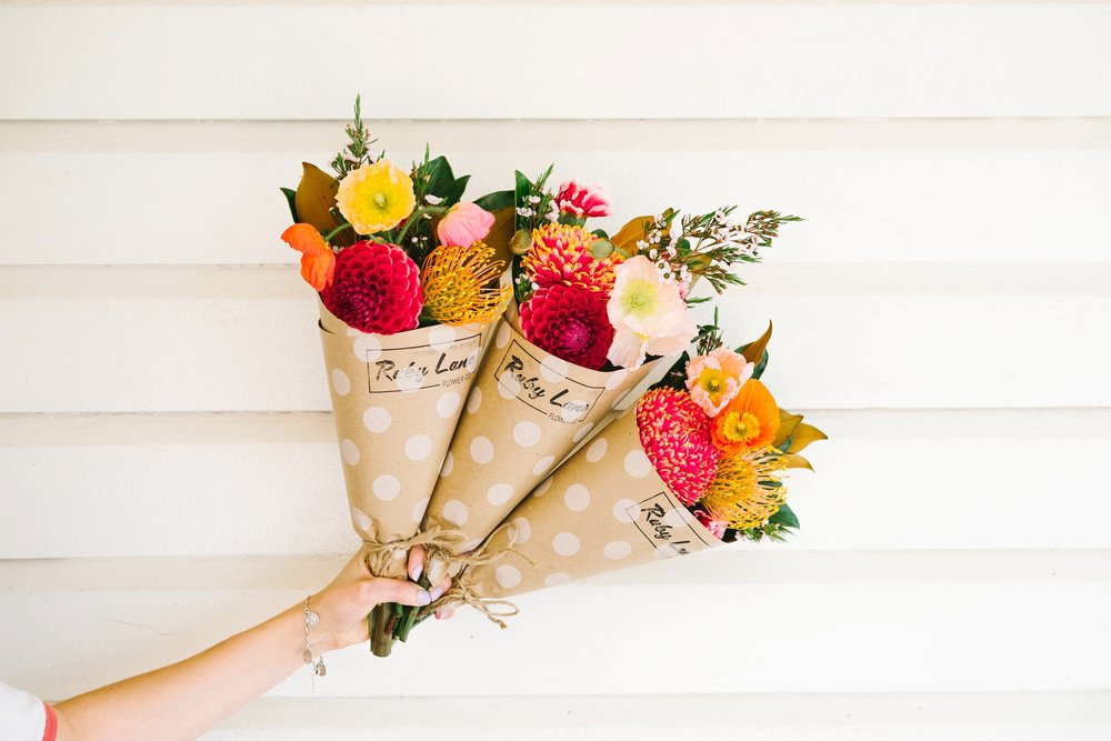 WELCOME - TO RUBY LANE FLOWER CO.