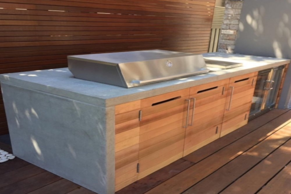 Bespoke Outdoor Kitchen Design -