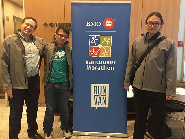 Getting final plans in place for this year's BMO Vancouver Marathon! Over 60 Race Force Volunteers will be responsible for 25% of the water stations on course! Be sure to say hi to our team when you are in Stanley Park! . . #raceforce #raceforcevancouver #RFVan #nonprofit #vancity #charity #volunteering #running #runhappy #vancouver #fitness #runvan #weightloss #diabetes #diabetescanada #stpatricks #stpaddys #bcathletics #runningroom #community #BMOVm #runvanfan #runvan