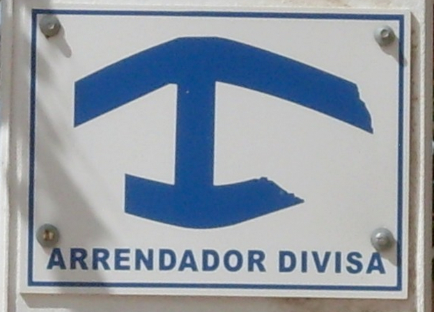 Casa sign