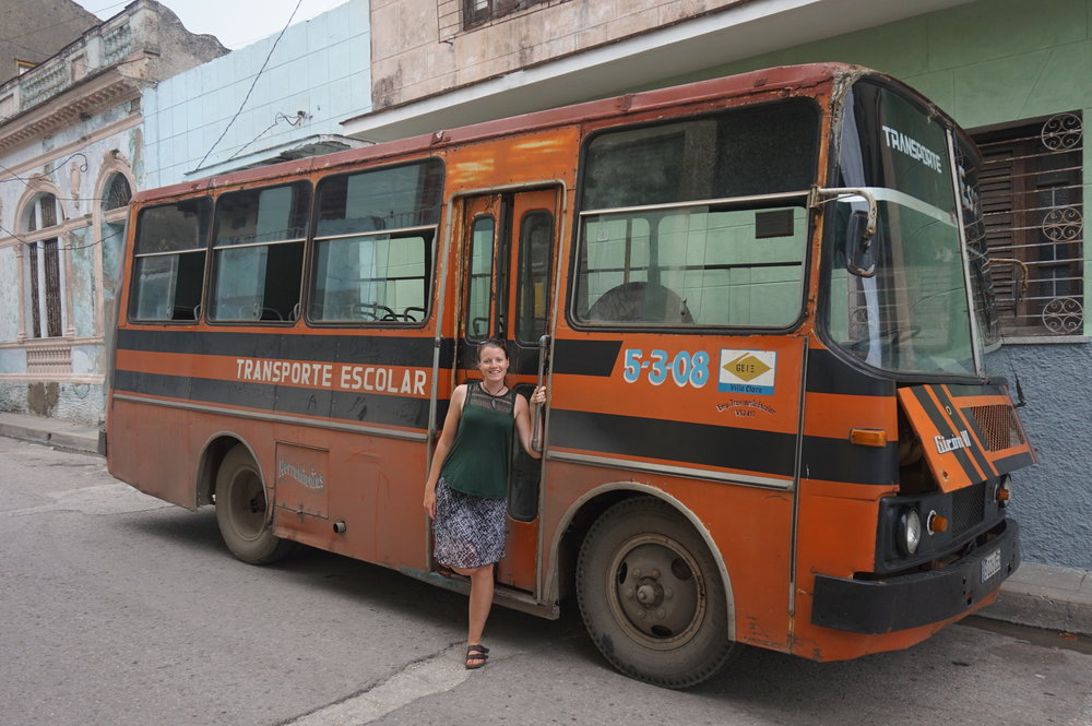 Backpacking Cuba budget travel
