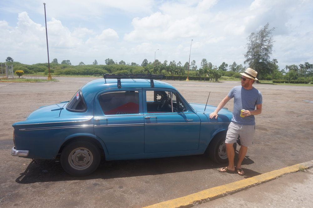 Backpacking cuba on a budget