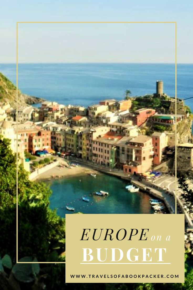 Backpacking in Europe on a Budget! Tips for saving money and still making the most of your time on this amazing continent. #backpacking #europe #budget