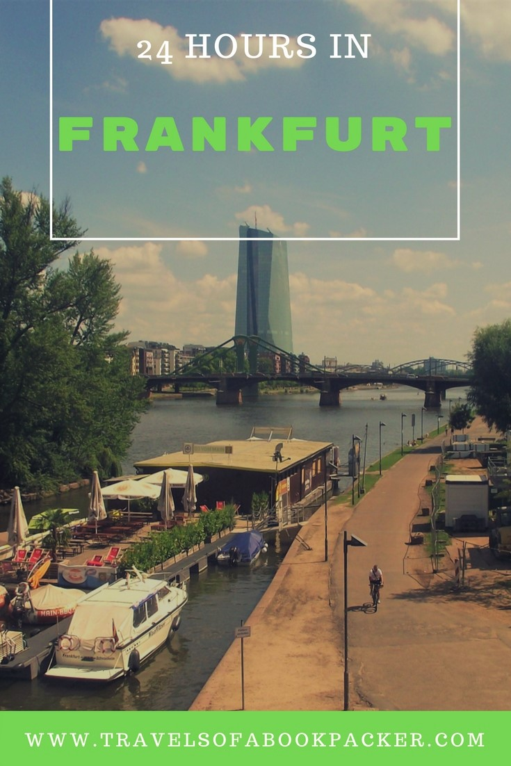 Never heard of any attractions worth visiting in Frankfurt? Here are some great things to do and see during your layover or after your meeting in Frankfurt.#frankfurt #layover #skyline #mainhatten