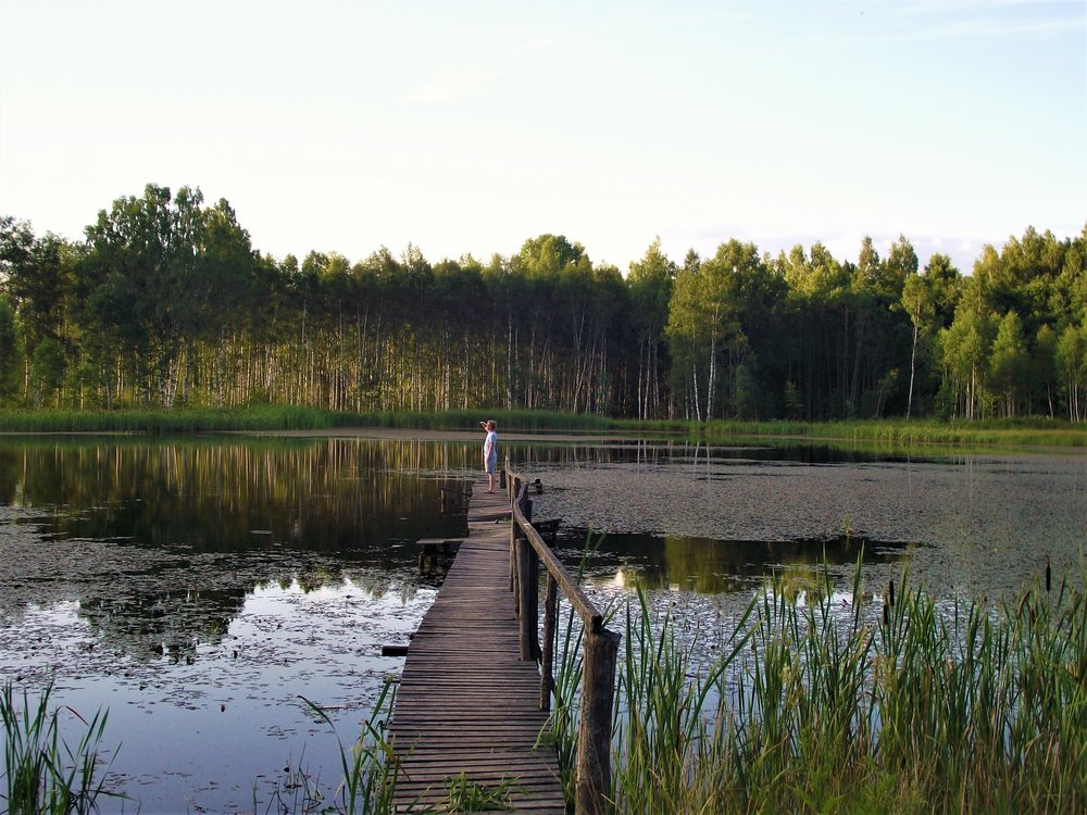 Latvia Gauja National Park Baltic road trip itinerary