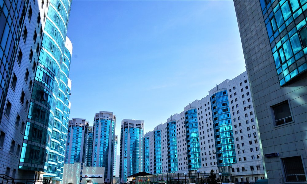 What to see in Astana architecture