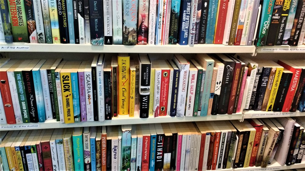 best places to buy books in edinburgh