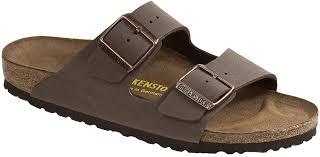 Birkestocks make the best travel shoes