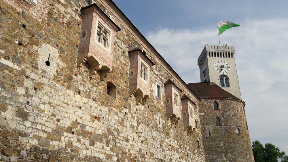 Ljubljana Castle is one of the top things to do in Ljubljana