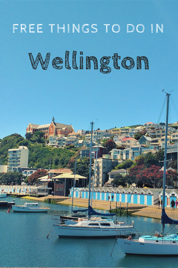 Budget tips from a Wellingtonian. Free things to do in Wellington the capital of New Zealand by a local. #wellington #budget #nz #newzealand